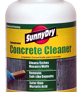 SunnyDry Concrete Cleaner