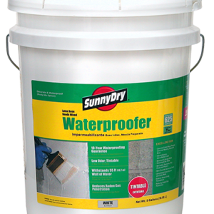 SunnyDry Waterproofer Paint